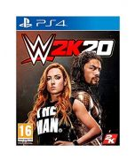 WWE 2K20 (PS4) (New)