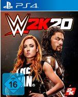 WWE 2K20 (PS4) (German Import) (New)