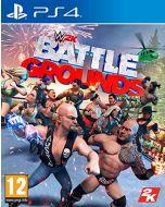 WWE 2K Battlegrounds (PS4) (New)