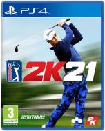 PGA Tour 2K21 (PS4) (New)