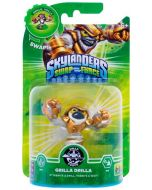 Skylanders Swap Force - Swappable Character pack - Grilla Drilla (Xbox 360/PS3/Nintendo Wii U/Wii/3DS) (New)