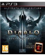 Diablo III (3): Reaper of Souls - Ultimate Evil Edition (Spanish Import) (PS3) (New)