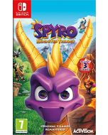 Spyro Trilogy Reignited (French Import) (Switch) (New)