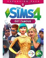 The Sims 4 Get Famous Expansion Pack (PC) (New)
