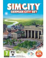 SimCity: German City Set (PC) (New)