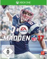 Madden NFL 17 [German Version] (New)