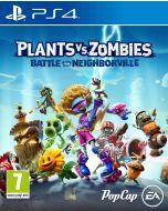 Plants Vs Zombies: Battle For Neighborville (PS4) (New)