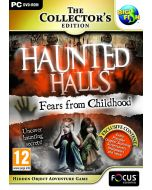 Haunted Halls 2: Fears from Childhood - Collector's Edition (PC DVD) (New)