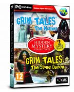 The Hidden Mystery Collectives: Grim Tales 3 & 4 (PC DVD) (New)