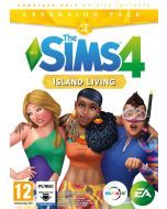The Sims 4 Island Living Expansion Pack (PC Digital Code in a Box) (New)