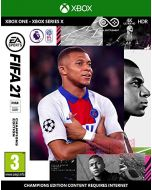 FIFA 21 Champions Edition (Xbox One / Xbox Series X) (New)