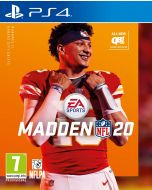 Madden NFL 20 (PS4) (New)