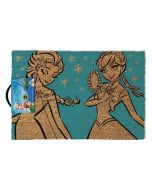 Disney, Frozen Fever Doormat, Multi-Colour, 40 x 60 cm (New)
