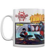 Spider-Man Into The Spider-Verse MG25317 Ceramic Mug, 315 ml / 11 oz, Multicoloured (New)