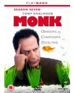 Monk: Season 7 [DVD] (New)