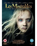 Les Miserables /DVD (New)