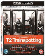 T2 Trainspotting [4K Ultra HD + Blu-ray + Digital] [2017] [Region Free] (New)