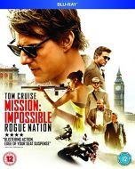 Mission: Impossible - Rogue Nation [Blu-ray] [2017] [Region Free] (New)