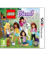 LEGO Friends (Nintendo 3DS) (New)