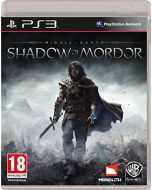 Middle-Earth: Shadow of Mordor (PS3) (New)