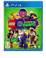 LEGO DC Super-Villains (PS4) (New)