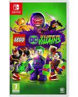 LEGO DC Super-Villains (Nintendo Switch) (New)