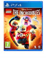 LEGO The Incredibles (PS4) (New)