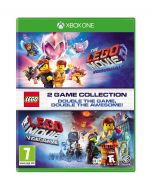 LEGO Movie  2-Game Collection (Xbox One) (New)