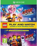 Lego Movie 2 Game & Film Double Pack (Xbox One) (New)
