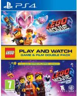 Lego Movie 2 Game & Film Double Pack (PS4) (New)