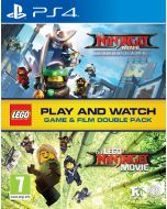 LEGO Ninjago Game & Film Double Pack (PS4) (New)