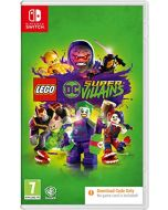 LEGO DC Super-Villains (Code In Box) (New)