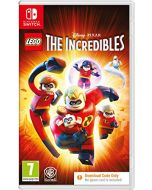 LEGO The Incredibles (Code In Box) (Switch) (New)