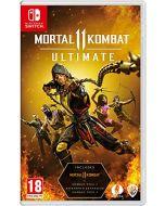 Mortal Kombat 11 Ultimate (Switch) (New)