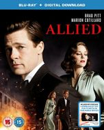 Allied [Blu-ray] [2016] [Region Free] (New)