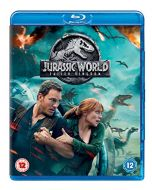 Jurassic World: Fallen Kingdom [Blu-ray] [2018] [Region Free] (New)