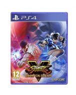 Street Fighter V Champion Edition (PS4) (New)