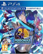 Persona 3: Dancing In Moonlight (PS4) (New)