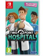 Two Point Hospital (Nintendo Switch) (New)