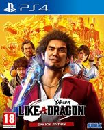 Yakuza: Like a Dragon Day Ichi Steelbook Edition (PS4) (New)