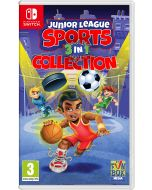 Junior League Sports 3-in-1 Collection (Switch) (New)