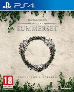PS4 Elder Scrolls Online: Summerset Collector's Edition (New)