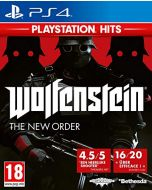 Wolfenstein: The New Order (Playstation Hits) (PS4) (New)