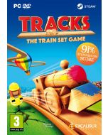 Tracks - The Train Set Game (PC DVD) (New)