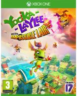 Yooka-Laylee and the Impossible Lair (Xbox One) (New)