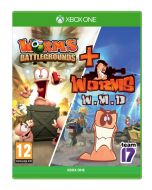 Worms Battleground + Worms WMD (Xbox One) (New)