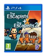 The Escapists + The Escapists 2 (PS4) (New)