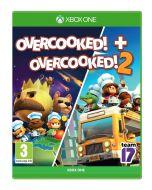 Overcooked! + Overcooked! 2 (Xbox One) (New)