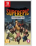 SuperEpic: The Entertainment War (Nintendo Switch) (New)