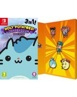 Holy Potatoes Compendium Badge Edition (Nintendo Switch) (New)
